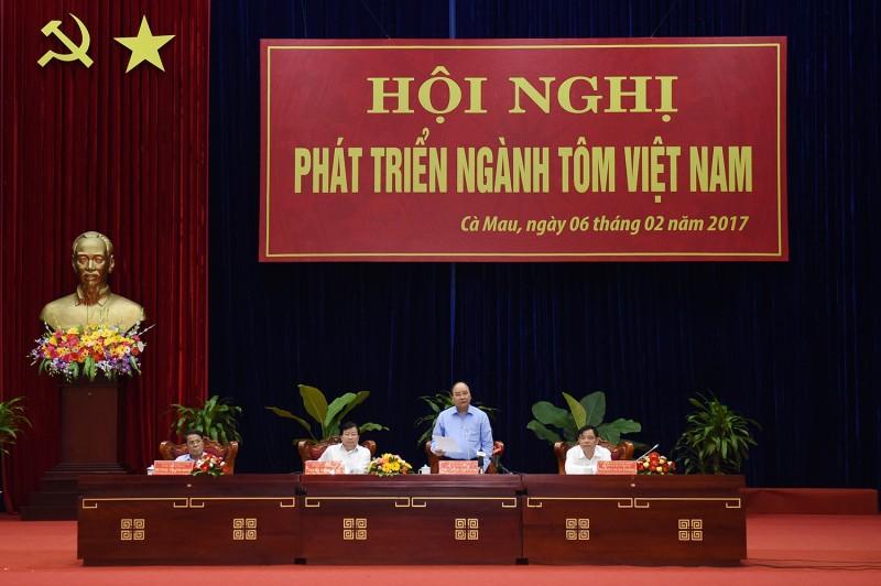 Việt Nam phấn đấu trở thành một công xưởng chế biến tôm của thế giới