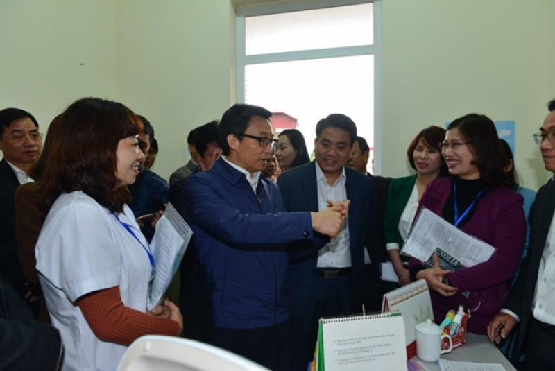 Người dân Hà Nội sẽ được lập hồ sơ quản lý, chăm sóc sức khỏe
