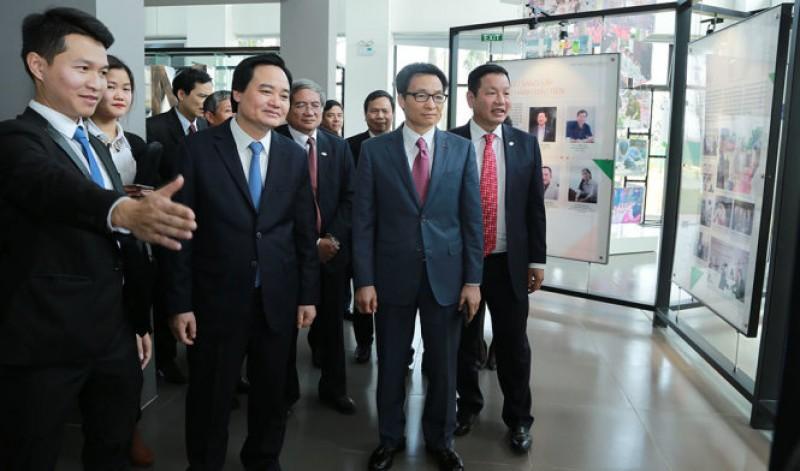 Công nghệ thông tin ngày càng quan trọng đối với sự phát triển của đất nước
