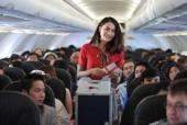 Năm 2016 Vietjet vận chuyển trên 14 triệu lượt hành khách