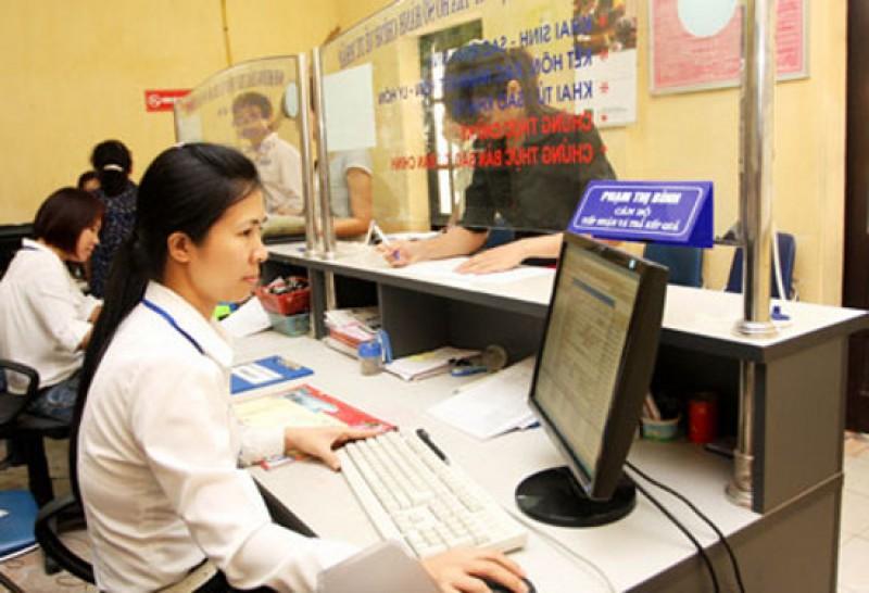 Triển khai trước dịch vụ công trực tuyến sử dụng thường xuyên