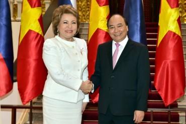 Đẩy mạnh hợp tác kinh tế, thương mại song phương Việt - Nga