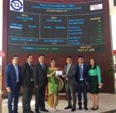 Cổ phiếu của Vietjet chính thức chào sàn