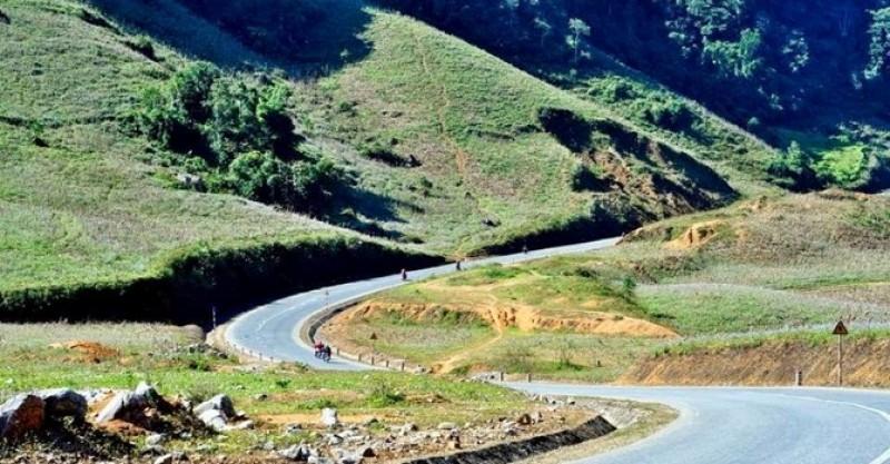 Mở cao tốc Hòa Bình - Mộc Châu