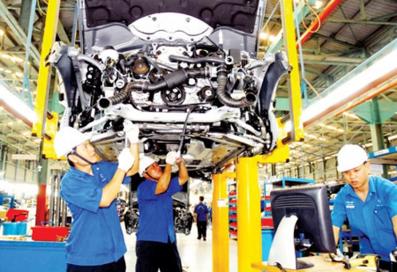Đẩy mạnh phát triển ngành công nghiệp ôtô