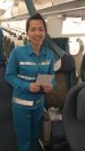 Nữ nhân viên hàng không trả lại gần nửa tỉ đồng cho khách