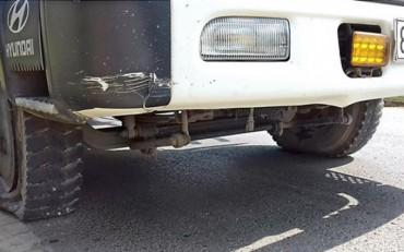 Yêu cầu điều tra và xử lý nghiêm việc rải đinh trên Quốc lộ 37