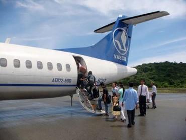 VASCO khai thác đường bay Hà Nội – Đồng Hới từ Vietnam Airlines