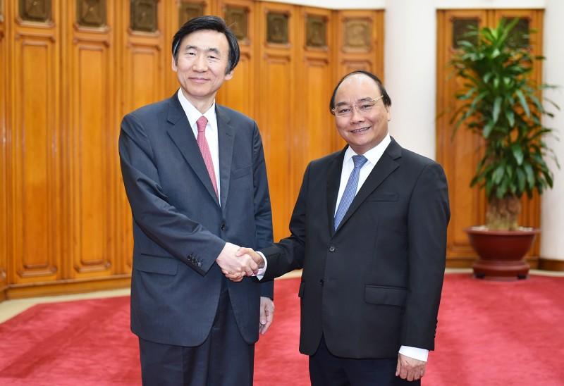 Việt Nam - Hàn Quốc phấn đấu đạt kim ngạch thương mại 70 tỉ USD