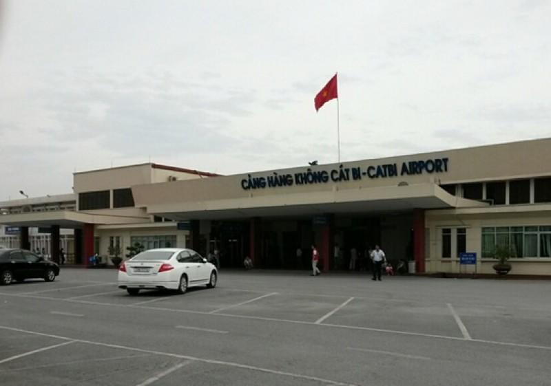 Vietjet xin đầu tư xây dựng nhà ga hành khách tại sân bay Cát Bi