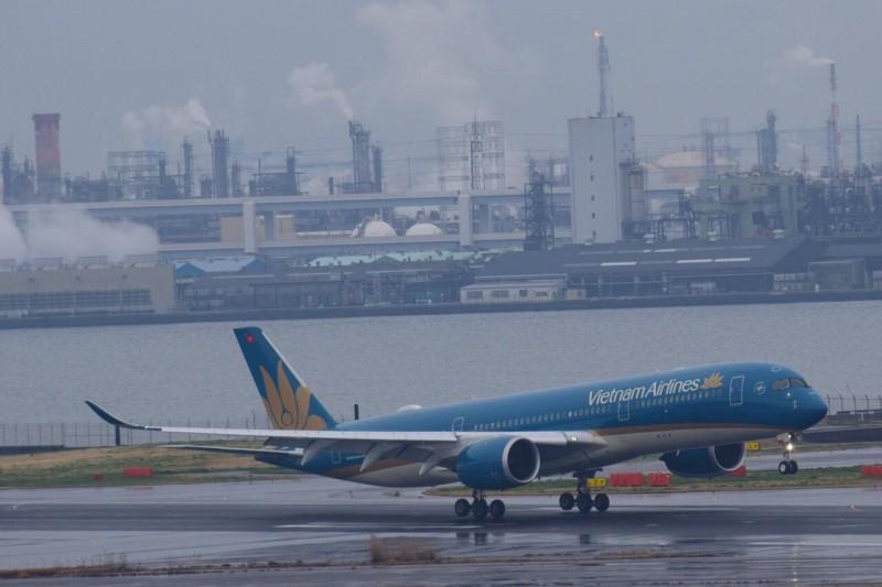 Khai thác đường bay giữa Hà Nội - Haneda  bằng Airbus A350