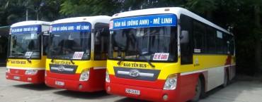 Đề nghị xác minh việc lái xe buýt vi phạm pháp luật trật tự ATGT