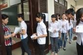 Bảo đảm kỳ thi THPT và tuyển sinh ĐH CĐ gọn nhẹ hiệu quả