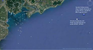 Va chạm trên biển 9 thuyền viên bị mất tích