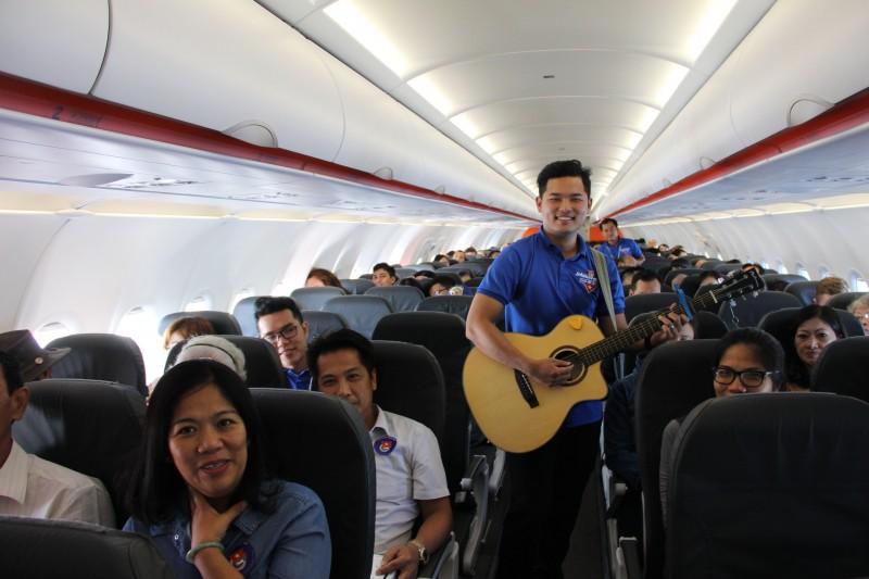 Jetstar Pacific mở đường bay mới giữa Đồng Hới – Hải Phòng