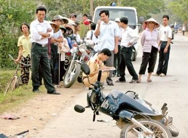 33 người tử vong vì tai nạn giao thông trong 3 ngày nghỉ lễ