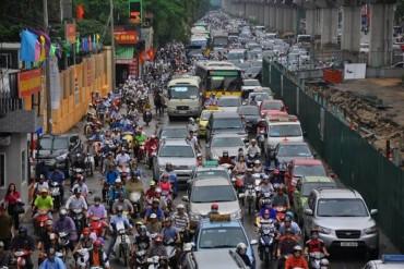 Sẽ cấm triệt để xe máy, không phân biệt xe nội hay ngoại tỉnh