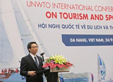 Du lịch đang đóng góp khoảng 10% GDP