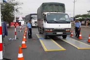 Đầu tư 840 tỉ đồng xây dựng 50 trạm kiểm tra tải trọng xe cố định