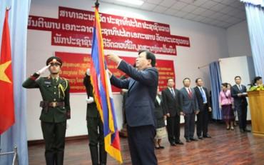 Việt Nam trao Huân chương Độc lập hạng Nhất cho Bộ Công chính và Vận tải Lào