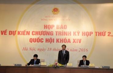 Đại biểu Quốc hội sẽ tranh luận trực tiếp với Bộ trưởng tại hội trường