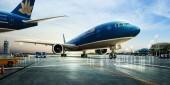 Nhiều chuyến bay bị ảnh hưởng do bão Hải Mã