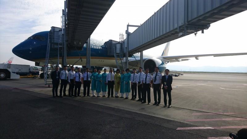 Vietnam Airlines đưa Airbus A350 vào khai thác đường bay TPHCM -  Osaka