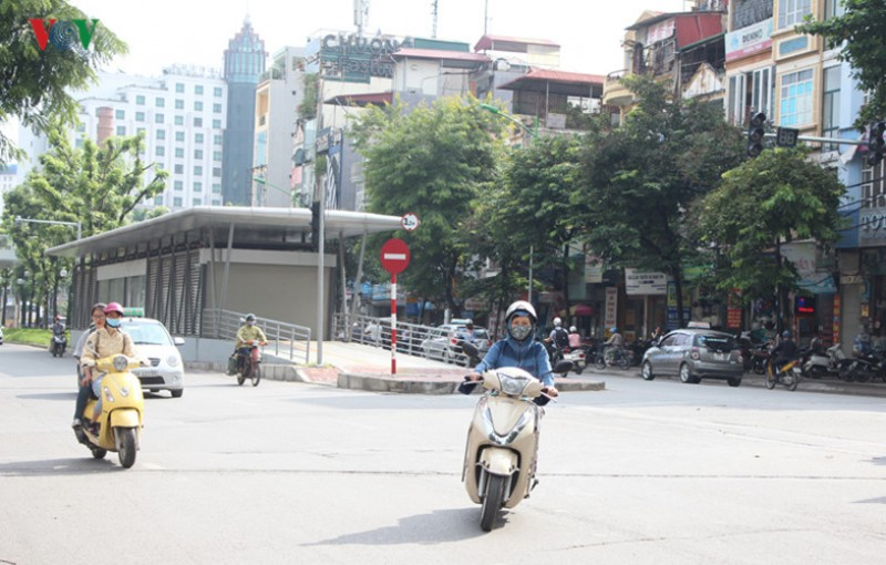 Dự án phát triển giao thông đô thị Hà Nội hoàn thành vào cuối năm 2016