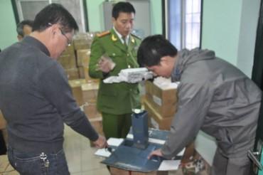 Thành lập 5 đoàn kiểm tra công tác chống buôn lậu