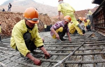 Chế độ tiền lương cho NLĐ trên các công trình thuỷ điện