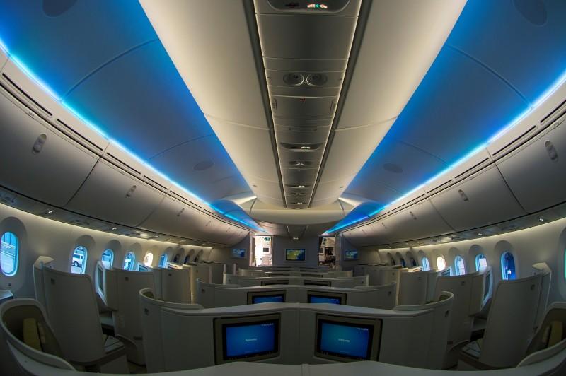 Vietnam Airlines có thiết kế ghế khoang thương gia đẹp nhất