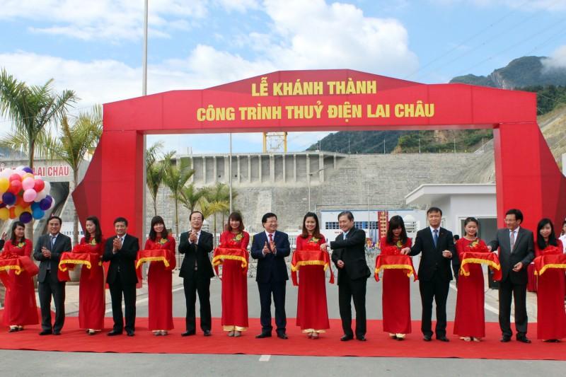 Về đích sớm một năm Thủy điện Lai Châu tiết kiệm khoảng 7.000 tỉ đồng