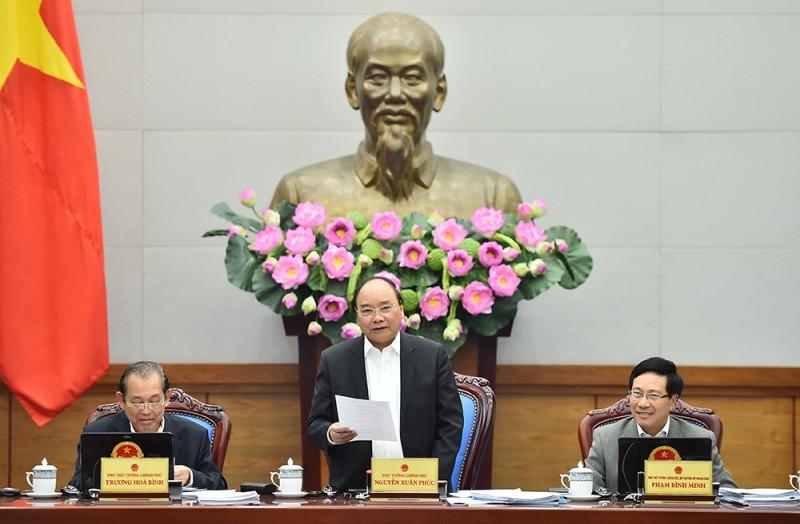 Chính phủ thực hiện tốt quản lý nhà nước và kiến tạo phát triển