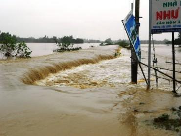 Vận động ủng hộ  đồng bào Nam Trung Bộ, Tây Nguyên bị thiệt hại do lũ lụt
