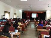 Thực hiện tốt công tác phát triển đoàn viên, thành lập CĐCS năm 2017