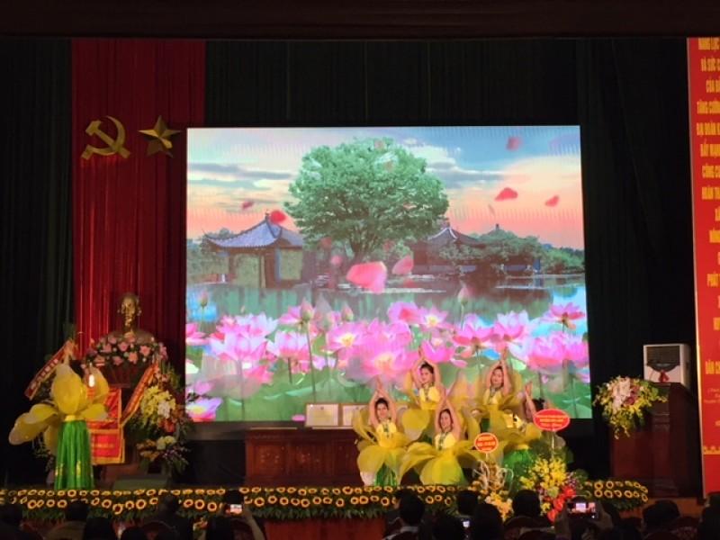 lien hoan van nghe chao mung thanh cong dai hoi cong doan huyen gia lam lan thu x nhiem ky 2018 2023