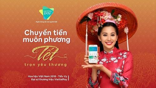 gan 200000 atm viettelpay san sang phuc vu chuyen rut tien xuyen tet 2019