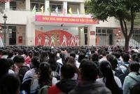 Hà Nội: Gần 1300 thí sinh tham dự Olympic tiếng Anh THCS lần thứ 9