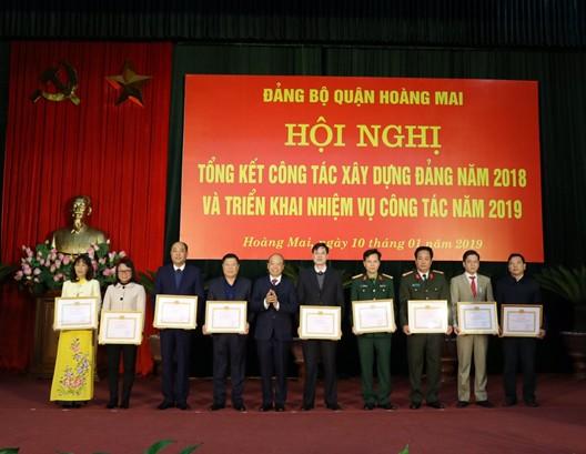 Tiếp tục đẩy mạnh cải cách hành chính trong Đảng