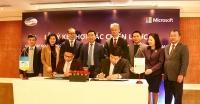 Viettel và Microsoft hợp tác chiến lược cùng đẩy mạnh dịch vụ số tại Việt Nam