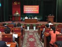 Đại biểu HĐND thành phố Hà Nội tiếp xúc cử tri quận Hoàng Mai