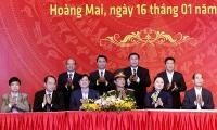 Quận Hoàng Mai: 5 nội dung thi đua chính trong năm 2020