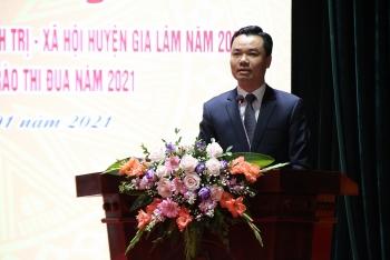 Tổng kết công tác Mặt trận Tổ quốc và các đoàn thể chính trị- xã hội huyện Gia Lâm năm 2020