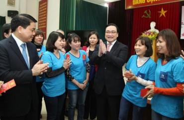Phát huy truyền thống tốt đẹp của đội ngũ lao động Thủ đô