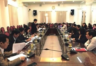 Triển khai thực hiện bộ Quy tắc ứng xử trong cơ quan LĐLĐ Thành phố
