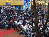 Tưng bừng Ngày hội Ngôn ngữ trường THCS Ngô Sĩ Liên năm 2018