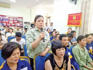 Nâng cao ý thức chấp hành pháp luật trong CNVCLĐ