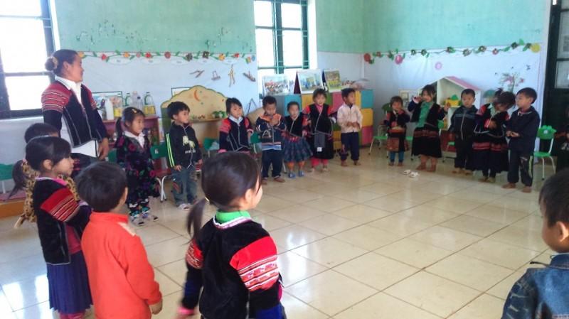 Bổ sung chế độ, chính sách cho trẻ mẫu giáo và giáo viên mầm non