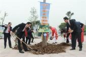 Huyện Gia Lâm phát động tết trồng cây xuân Mậu Tuất 2018