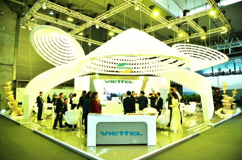 Viettel là đại diện duy nhất của Việt Nam tham dự triển lãm Mobile World Congress 2018